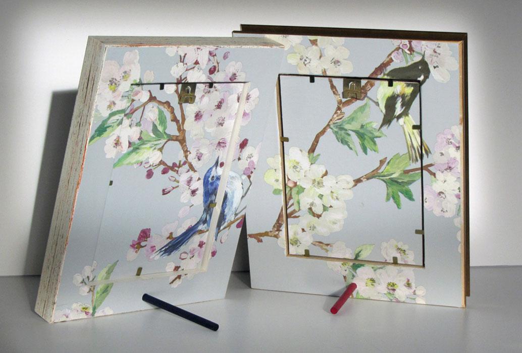 Cherry Blossom Backing